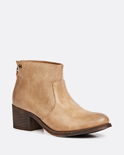 0 Talia Booties Beige JAFTLTAL Billabong