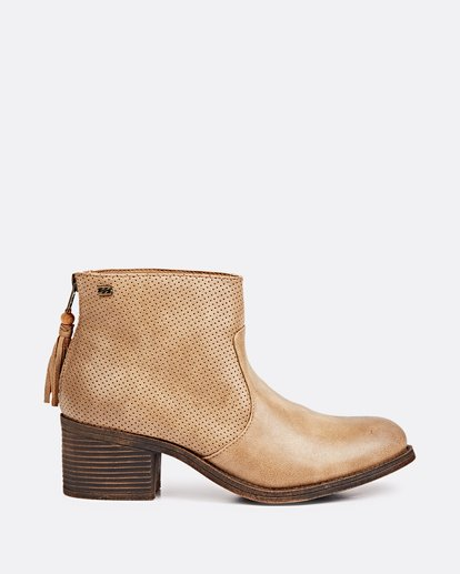2 Talia Booties Beige JAFTLTAL Billabong