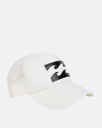 2 Billabong Trucker Hat White JAHTDBIL Billabong