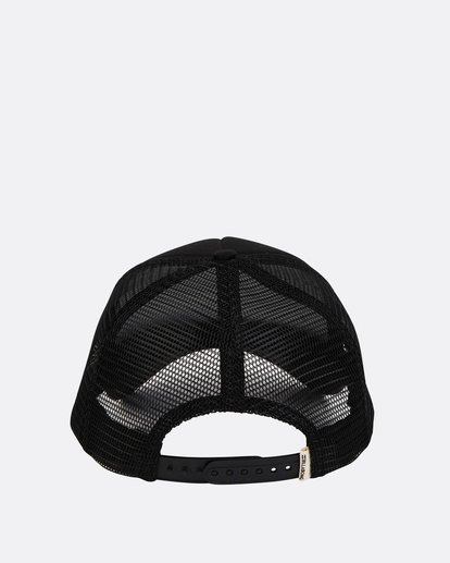 3 Billabong Trucker Hat Black JAHTDBIL Billabong