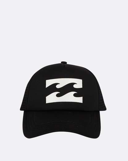 1 Billabong Trucker Hat Black JAHTDBIL Billabong