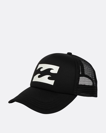 0 Billabong Trucker Hat Black JAHTDBIL Billabong