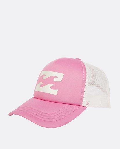 0 Billabong Trucker Hat Pink JAHTDBIL Billabong