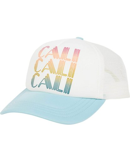 0 Across Waves Trucker  JAHTLACR Billabong