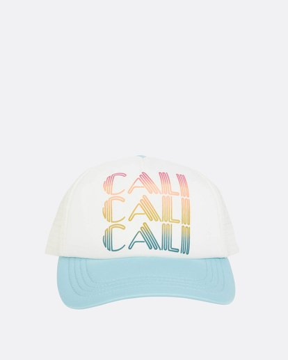 5 Across Waves Trucker  JAHTLACR Billabong