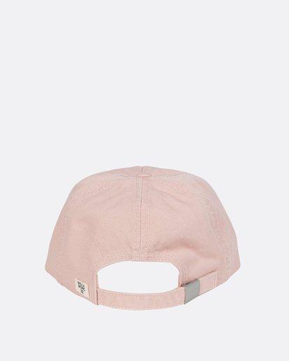 3 Surf Club Hat Pink JAHTLSUR Billabong