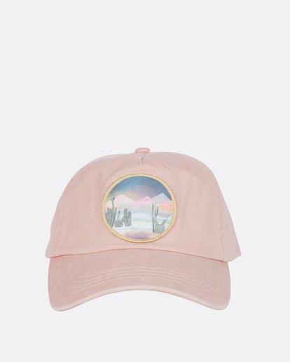 1 Surf Club Hat Pink JAHTLSUR Billabong