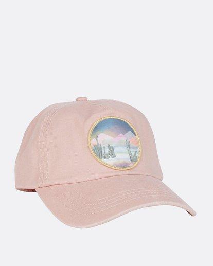 2 Surf Club Hat Pink JAHTLSUR Billabong