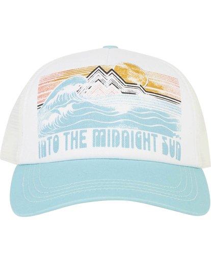 1 Aloha Forever Hat Blue JAHTMALO Billabong