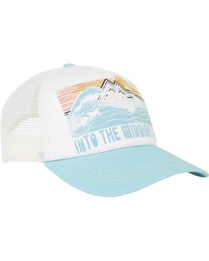 2 Aloha Forever Hat Blue JAHTMALO Billabong