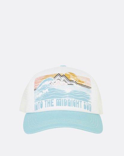 5 Aloha Forever Hat Blue JAHTMALO Billabong