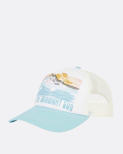 4 Aloha Forever Hat Blue JAHTMALO Billabong