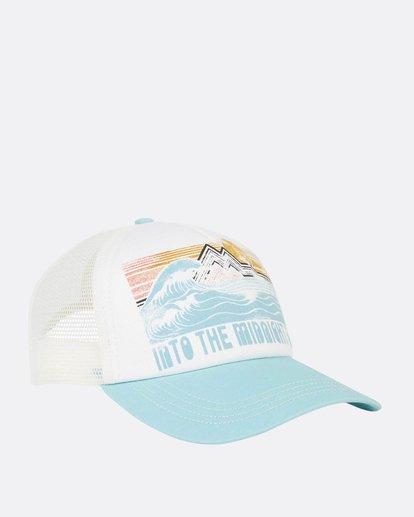 6 Aloha Forever Hat Blue JAHTMALO Billabong