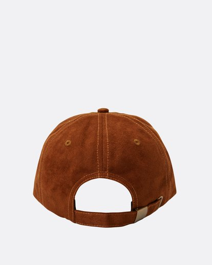 3 Lux Club Hat Beige JAHTMLUX Billabong
