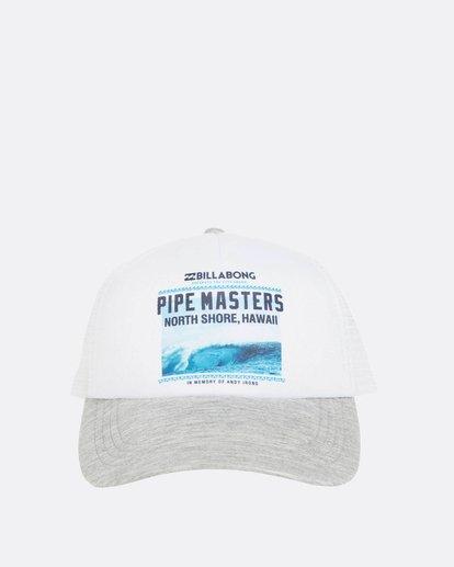5 Pipe Master Poster Trucker Hat  JAHTMPIS Billabong
