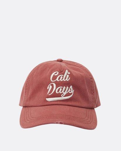 1 Surf Club Hat Purple JAHTMSUR Billabong