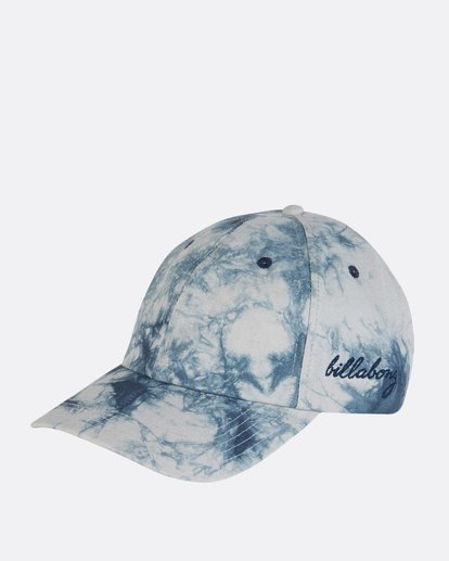 4 Lux Club Cap Blue JAHWNBLU Billabong