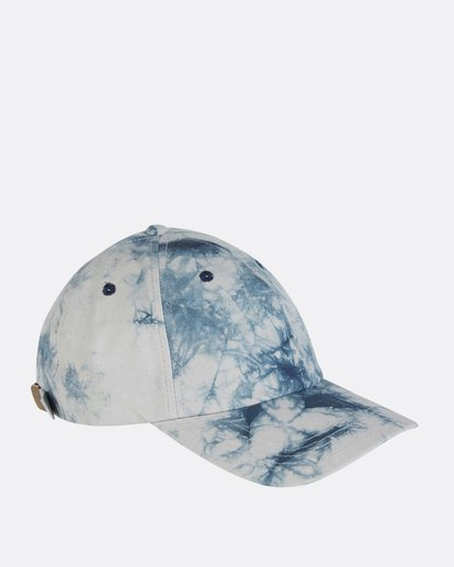 6 Lux Club Cap Blue JAHWNBLU Billabong