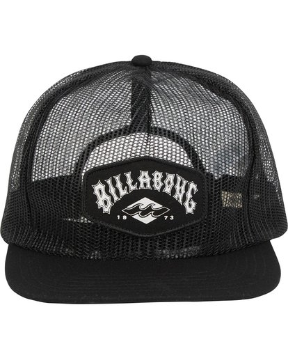1 Meshin' Around Hat Black JAHWNBME Billabong