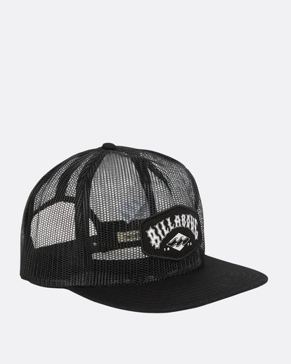 2 Meshin' Around Hat Black JAHWNBME Billabong