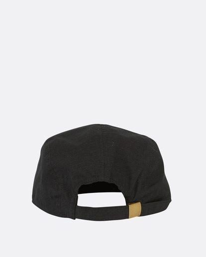 3 Sea The Good Hat Black JAHWNBSE Billabong