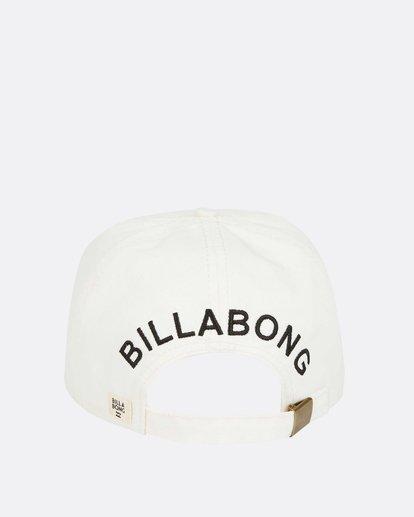 3 Surf Club Baseball Cap Black JAHWNBSU Billabong