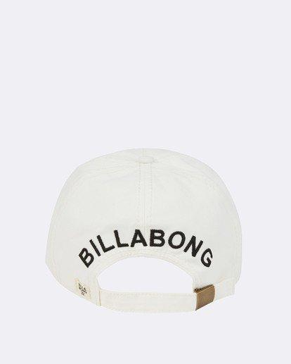 3 Surf Club Baseball Cap White JAHWNBSU Billabong