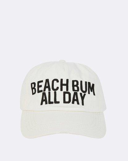 1 Surf Club Baseball Cap White JAHWNBSU Billabong