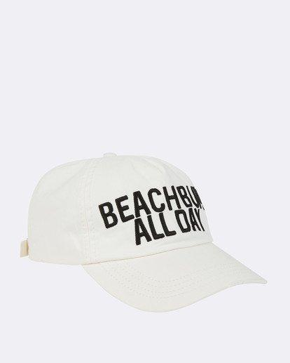 2 Surf Club Baseball Cap White JAHWNBSU Billabong