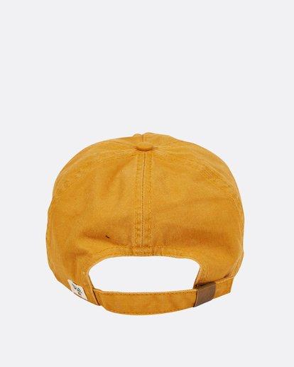 2 Surf Club Baseball Cap Yellow JAHWNBSU Billabong