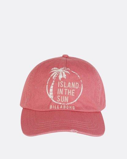 1 Surf Club Baseball Cap Pink JAHWNBSU Billabong