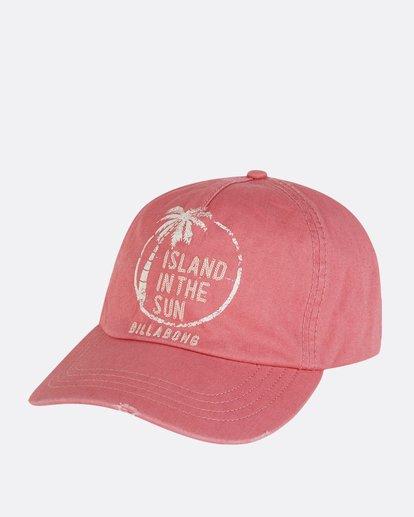 0 Surf Club Baseball Cap Pink JAHWNBSU Billabong