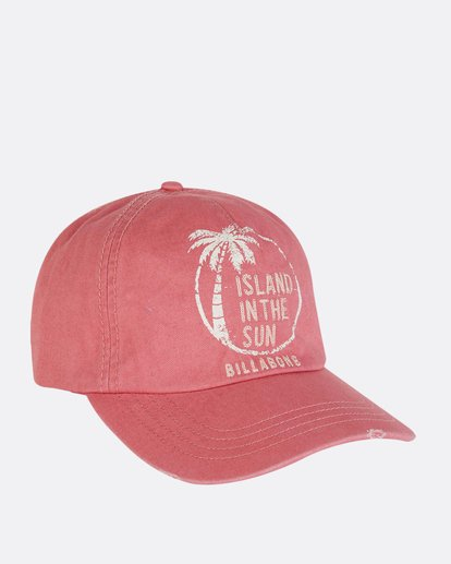 2 Surf Club Baseball Cap Pink JAHWNBSU Billabong