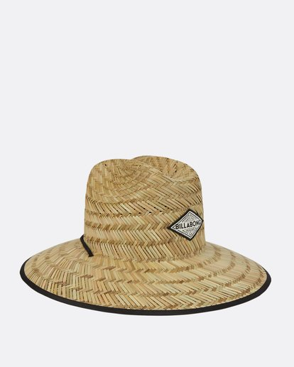 2 Tipton Beach Hat Beige JAHWNBTI Billabong