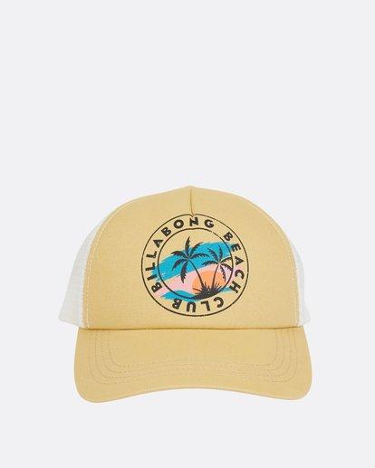 2 Aloha Forever Trucker Hat  JAHWPBAL Billabong