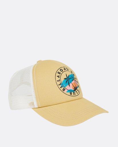 3 Aloha Forever Trucker Hat  JAHWPBAL Billabong