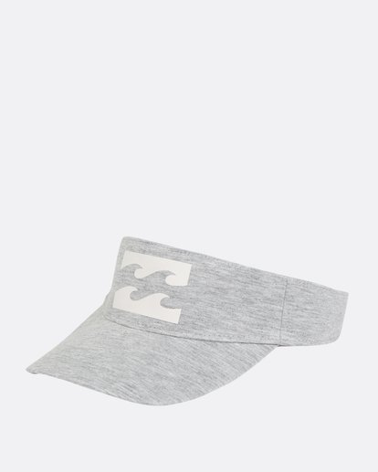 2 Billabong Beach Visor Grey JAHWPBBI Billabong