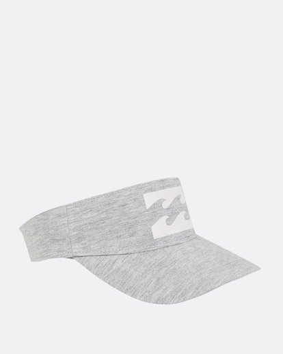 3 Billabong Beach Visor Grey JAHWPBBI Billabong