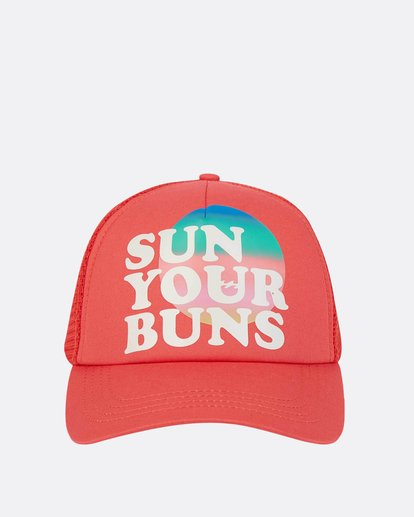 1 Sun Your Bunz Trucker Hat  JAHWPBSU Billabong