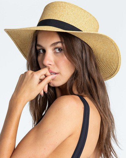 0 Aboat Time Straw Hat  JAHWQBAB Billabong