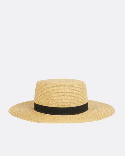 3 Aboat Time Straw Hat  JAHWQBAB Billabong