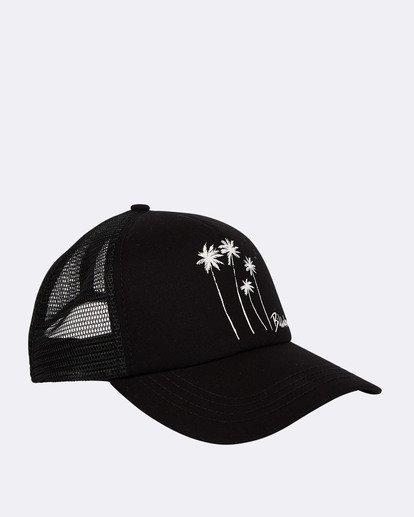 2 Aloha Forever Trucker Hat Black JAHWQBAL Billabong