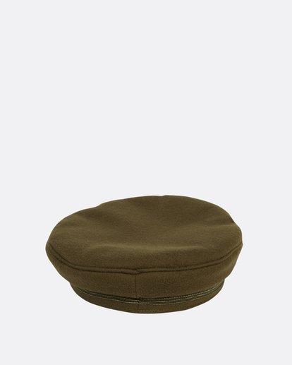 3 Jack Lieutenant Cap Green JAHWQBJA Billabong