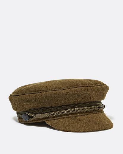 2 Jack Lieutenant Cap Green JAHWQBJA Billabong