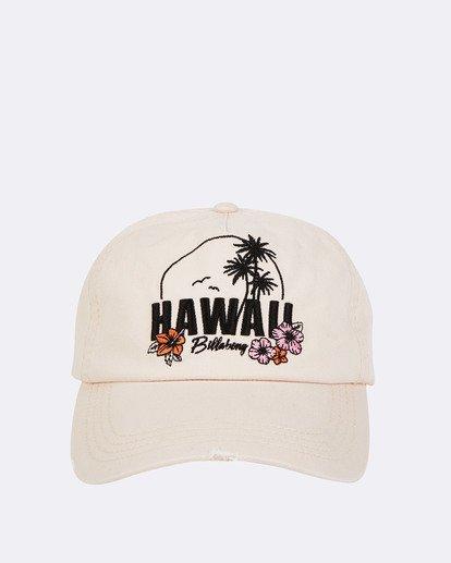 1 Surf Local Canvas Hat White JAHWTBSU Billabong