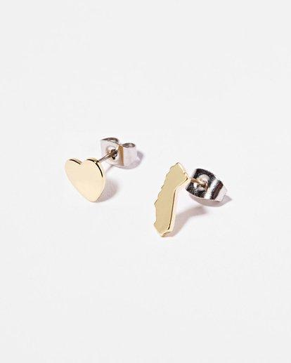 1 California Love Earrings  JAJWXBCS Billabong