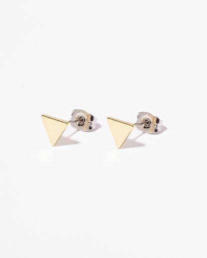 1 Triangle Earrings  JAJWXBTE Billabong