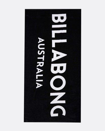 2 Legacy Beach Towel Black JATWLLEG Billabong