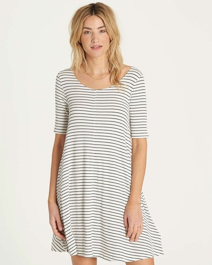 0 Nothing To Hide Dress Black JD01MNOT Billabong