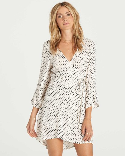1 Wrap It Up Dress  JD05KWRA Billabong